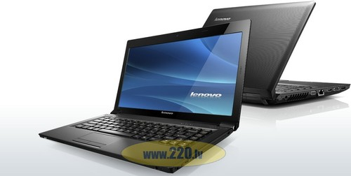 IdeaPad B570e Business