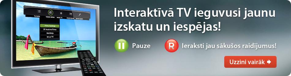 Lattelecom Interaktīvā TV