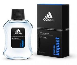 Smaržas Adidas Fresh Impact
