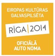 Sixt auto noma Rīgā 2014 Eiropas kulturas galvaspilseta