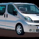 mikroautobusu noma