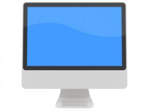 datora ekrāns