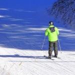 distanču slēpes